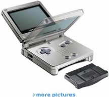 gameboy advance sp pictures